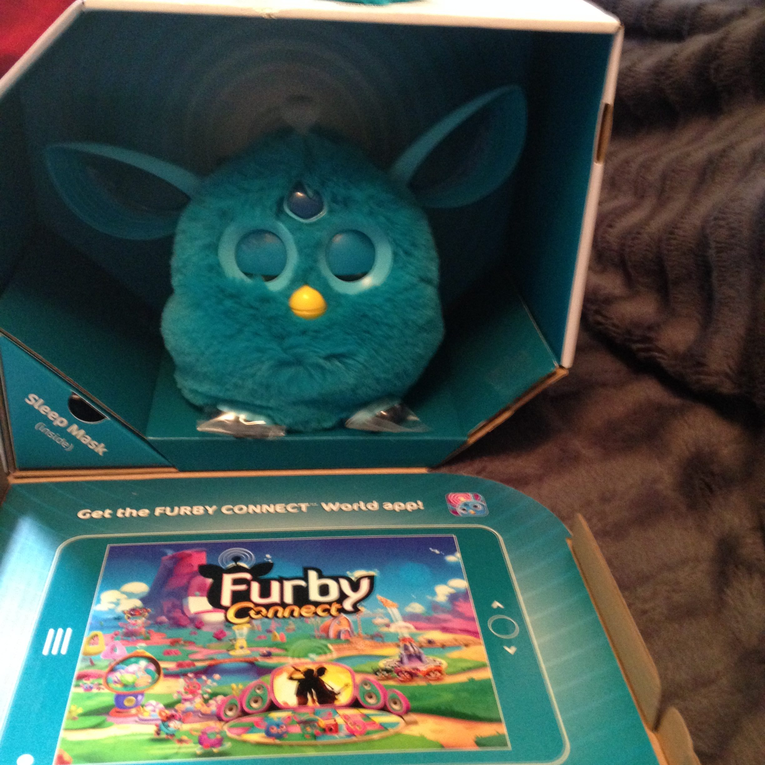 furby connect review blue image 3