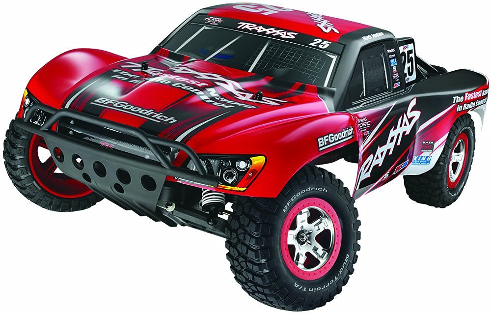 traxxas slash review