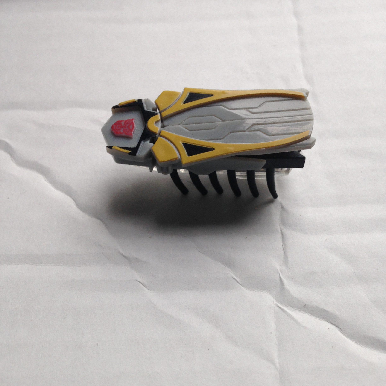 hexbug nano transformer
