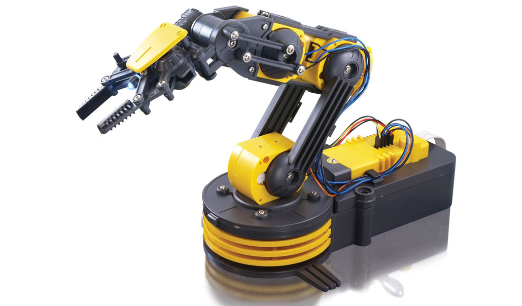owi robotic arm edge review