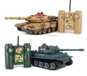 iPlay-RC-Battling-Tanks
