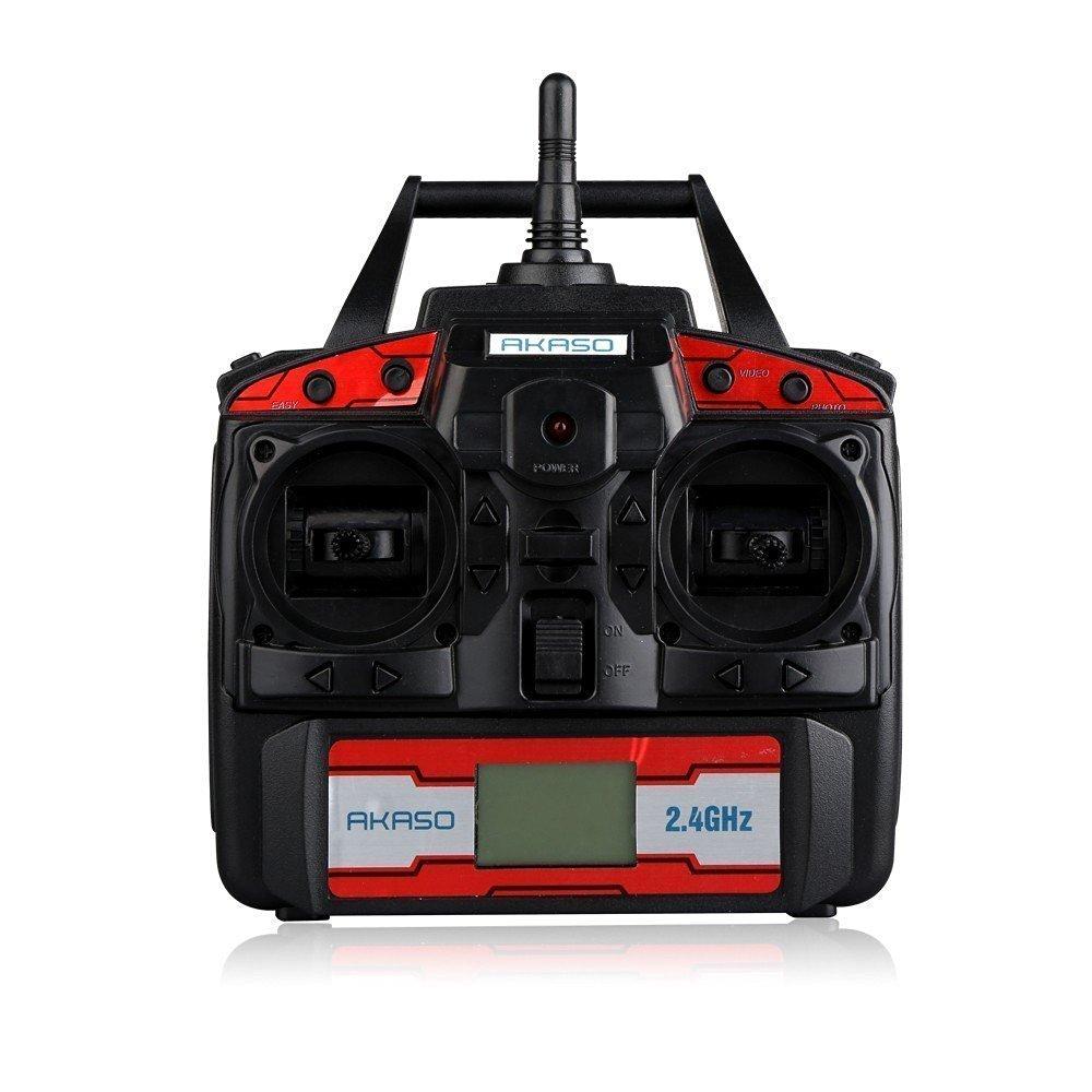 akaso x5c review transmitter