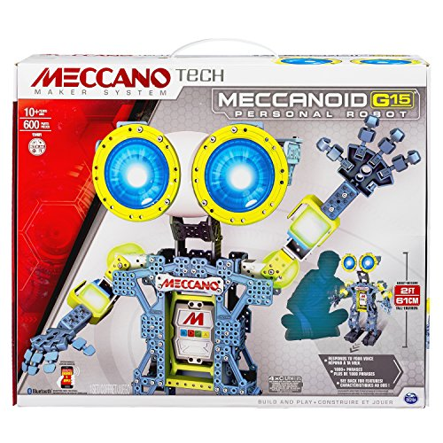 meccanoid g15 review sale