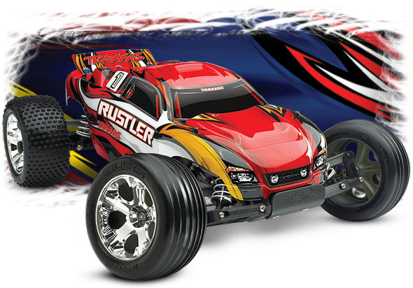 traxxas rustler review