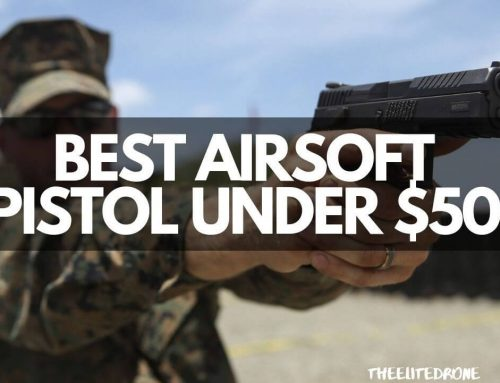 Best Airsoft Guns of September 2019 - The Elite Drone